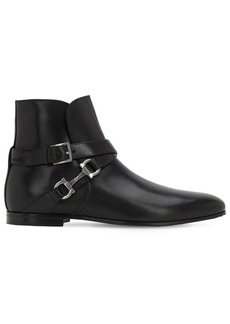Ferragamo Leather Boots
