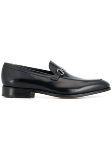 Ferragamo leather formal loafers