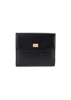 Ferragamo Leather French Wallet