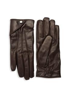 Ferragamo Leather Gloves