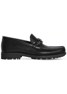 Ferragamo Leather Loafers