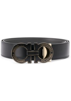 Ferragamo logo buckle belt