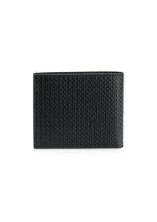 Ferragamo logo embossed bi-fold wallet