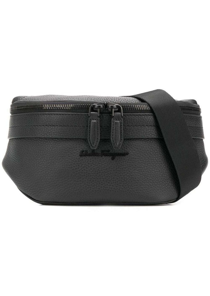 Ferragamo logo front belt bag