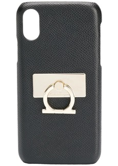 Ferragamo logo holder phone case