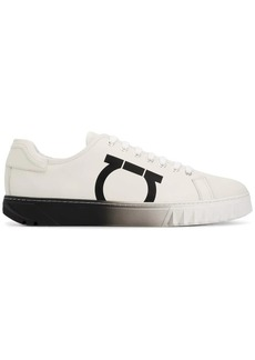 Ferragamo logo sneakers