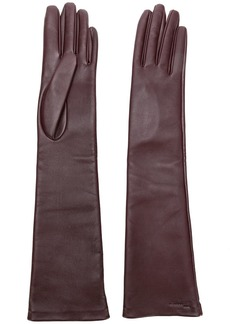Ferragamo long gloves