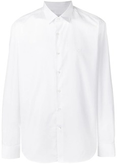 Ferragamo long-sleeve fitted shirt