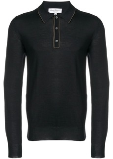 Ferragamo longsleeved polo shirt