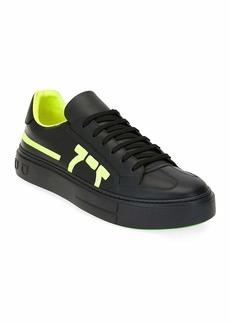 Ferragamo Men's Arwin Skate Sneakers
