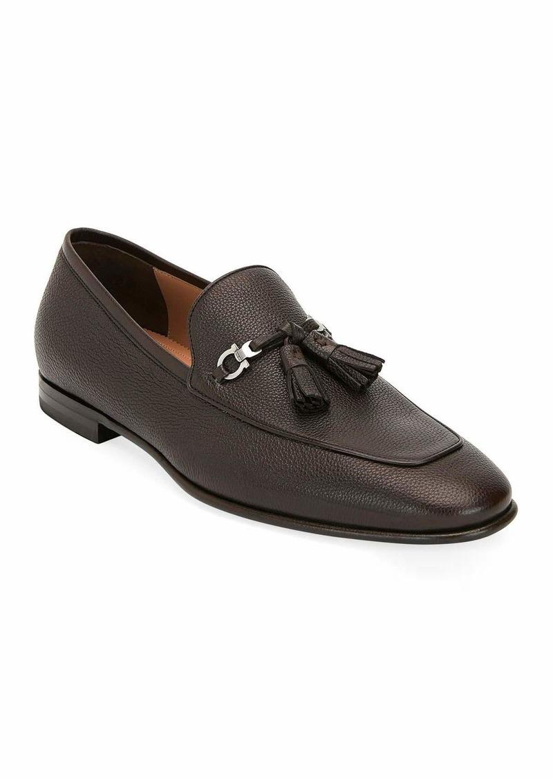 Ferragamo Men's Ausonia 2 Tassel Loafers