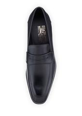 Ferragamo Men's Leather Penny Loafer