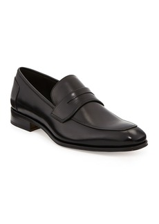 Ferragamo Men's Leather Penny Loafer