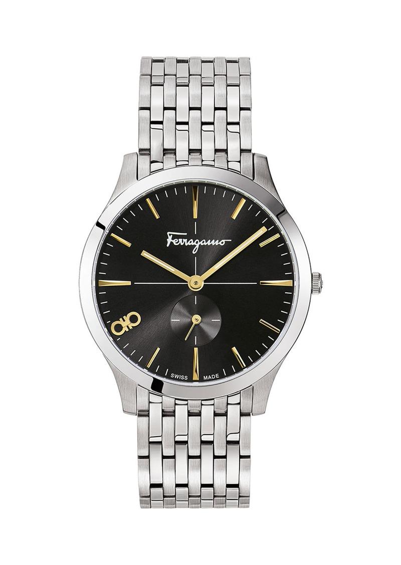 Ferragamo Men's Slim Gent 40mm Stainless Steel Watch