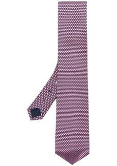 Ferragamo micro elephant print tie