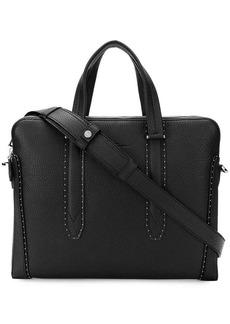 Ferragamo micro-studded shoulder bag