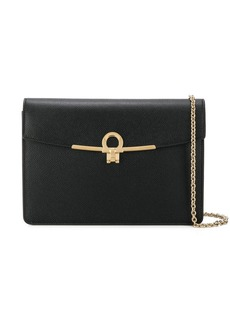 Ferragamo mini Gancini flap shoulder bag