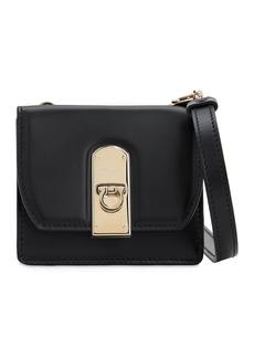 Ferragamo Mini Leather Wallet Bag