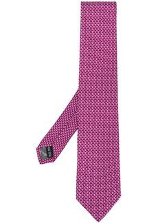 Ferragamo mushroom print tie