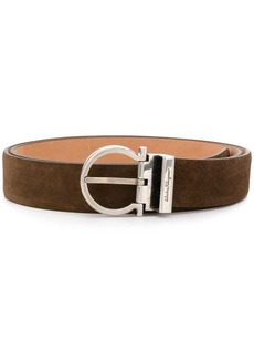 Ferragamo narrow shaped belt