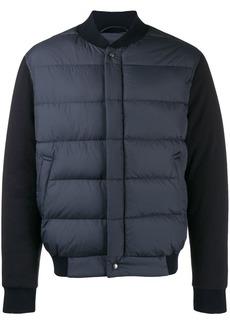 Ferragamo padded panels jacket