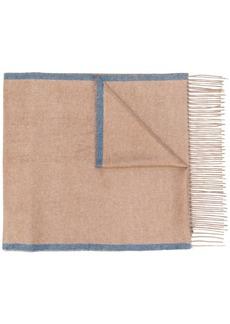 Ferragamo panelled scarf