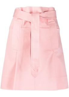 Ferragamo paperbag skirt
