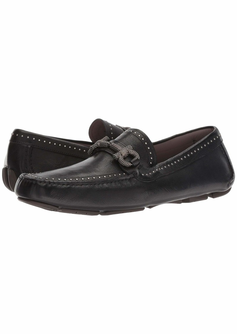 Ferragamo Parigi Studded Driving Loafer