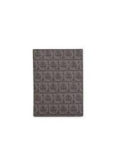 Ferragamo Passport Canvas Bi-Fold Wallet