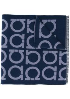 Ferragamo patterned scarf