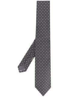 Ferragamo patterned tie