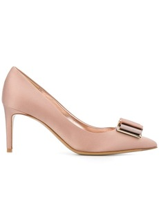Ferragamo pointed high heel pumps