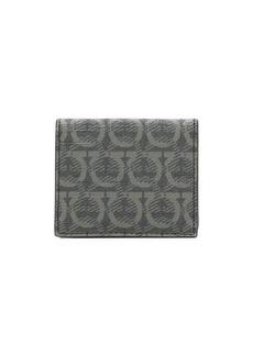 Ferragamo printed logo wallet