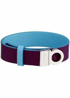 Ferragamo Reversible Gancini Bracelet