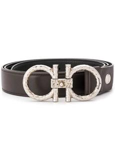 Ferragamo reversible Gancio belt