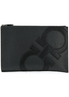 Ferragamo Revival clutch