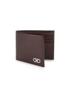 Ferragamo Revival Leather Bi-Fold Wallet