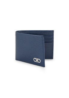 Ferragamo Revival Leather Bi-Fold Wallet