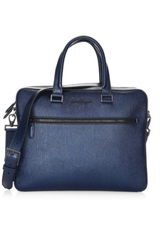 Ferragamo Revival Single Gusset Briefcase