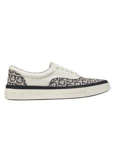 Ferragamo Ripley 2 Gancini Sneakers
