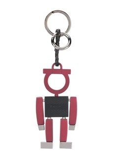 Ferragamo robot charm keyring