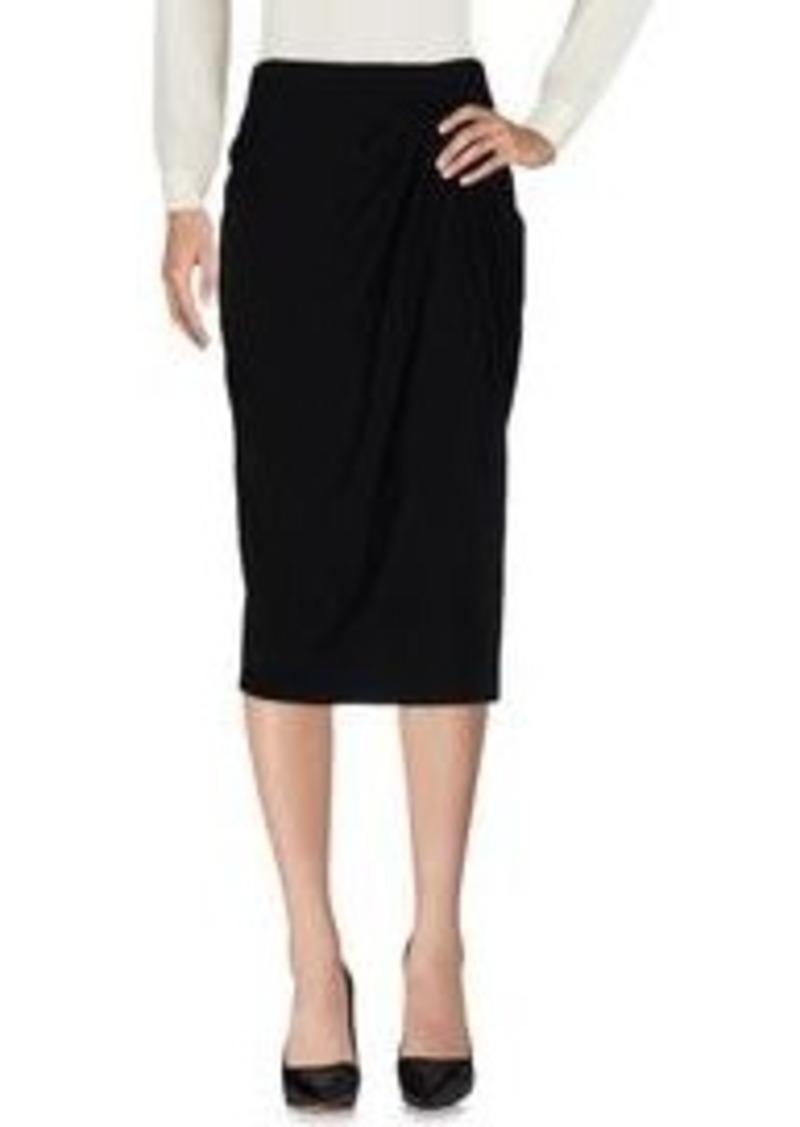 SALVATORE FERRAGAMO - 3/4 length skirt