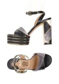 SALVATORE FERRAGAMO - Sandals