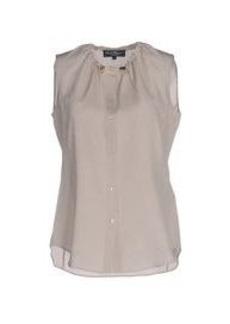 SALVATORE FERRAGAMO - Silk shirts & blouses