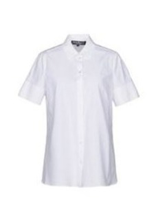 SALVATORE FERRAGAMO - Solid color shirts & blouses