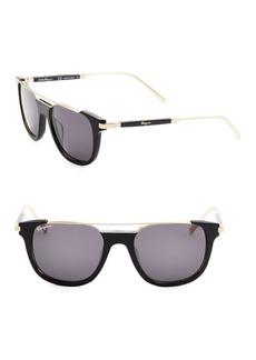 Ferragamo 52MM Square Sunglasses