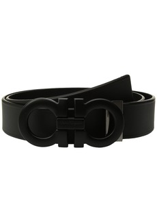 Ferragamo Adjustable Tonal Gancini Belt - 679673