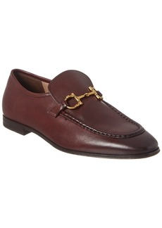 Salvatore Ferragamo Anderson Leather Loafer