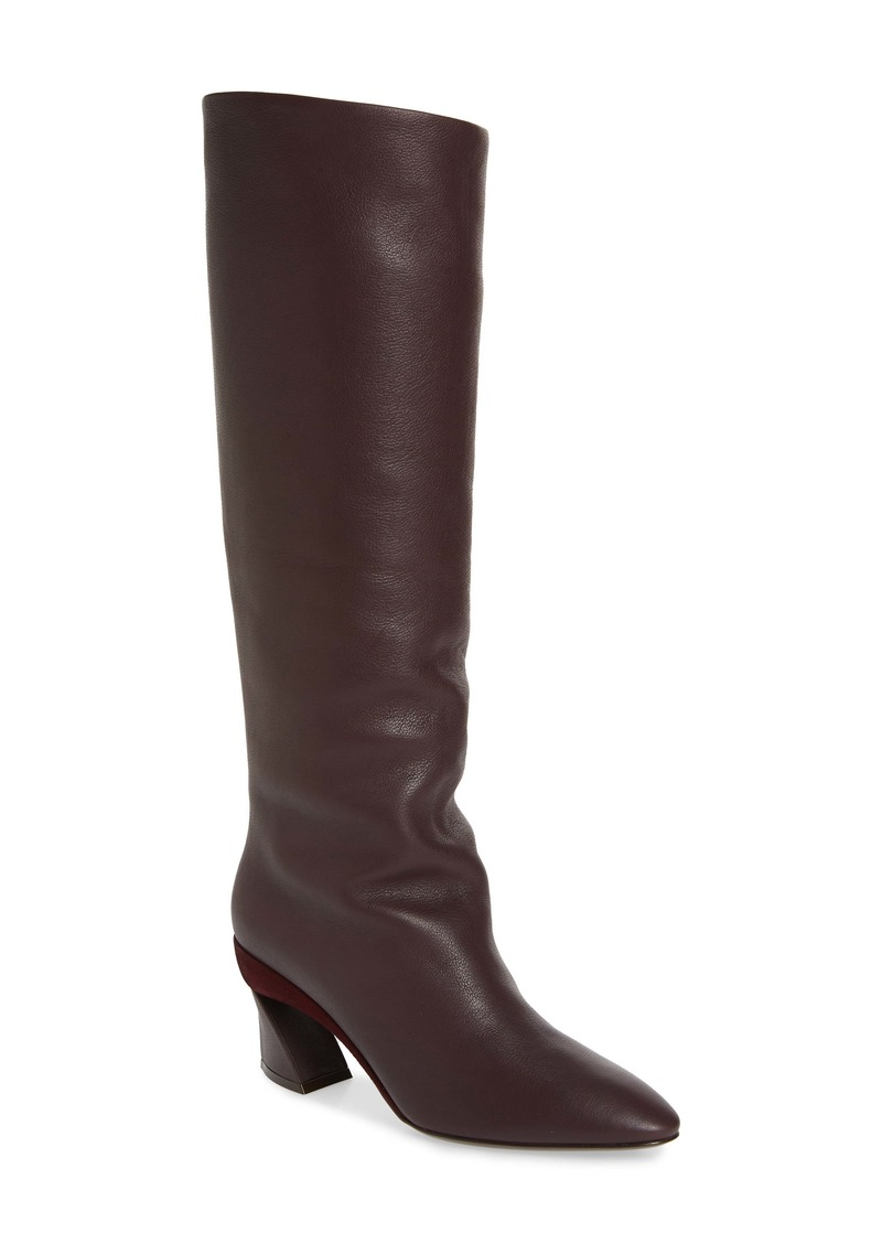 Salvatore Ferragamo Antea Slouchy Knee High Boot (Women)