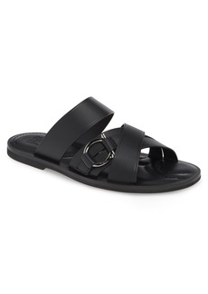 Salvatore Ferragamo Atina Slide Sandal (Men)